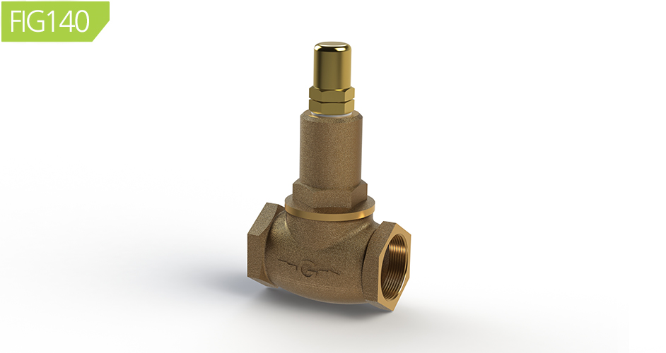 FIG 140 In-line Pressure Relief Valves