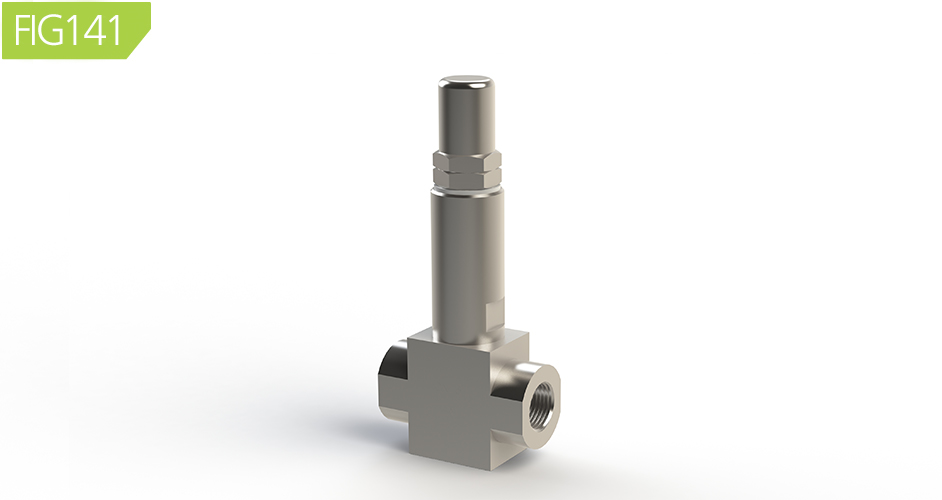 FIG 141 In-line Pressure Relief Valves