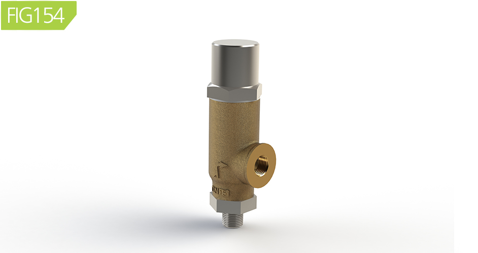 FIG 154 High Pressure Relief Valves