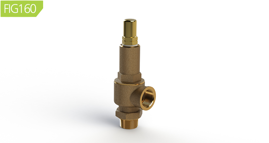 FIG 160 Liquid Relief Valves
