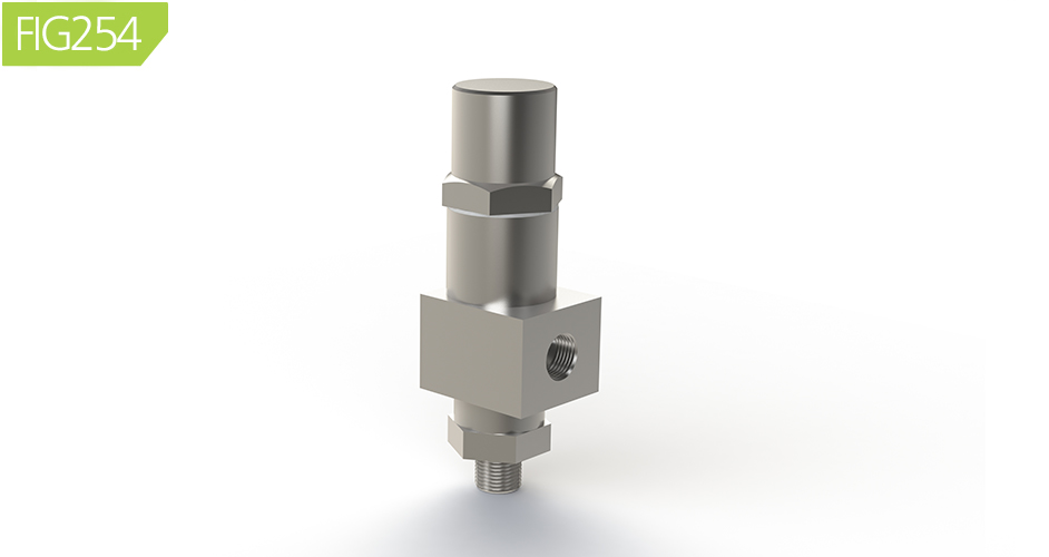 FIG 254 High Pressure Relief Valves
