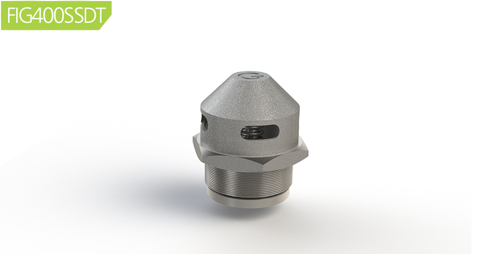 FIG400ssdt Anti-Vacuum Valves